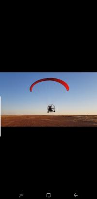 ad listing Powerd parachute  thumbnail
