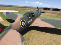 ad listing Supermarine Spitfire 2/3 Scale thumbnail